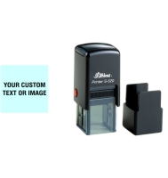 Shin S-520 self-inking stamp made daily online. Free same day shipping. Excellent customer service. No sales tax - ever.