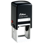 Shiny S-530 self-inking stamp made daily online. Free same day shipping. Excellent customer service. No sales tax - ever.