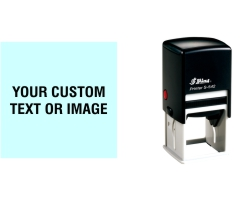Shiny s-542 Self-Inking Stamps Made Daily Online! Free same day shipping. Excellent customer service. No sales tax - ever.