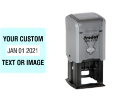 Order Now! Trodat Printy 43132 Plastic Date Stamps made daily online. Free same day shipping. Excellent customer service. No sales tax - ever!
