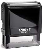 The Trodat 4914 Stamp is one of the most popular stamps on Stamp-Connection. Order today with same day shipping. No sales tax - ever!