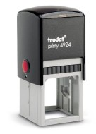 Trodat 4924 Self-Inking Stamps made daily online. Free same day shipping. Excellent customer service. No sales tax - ever.