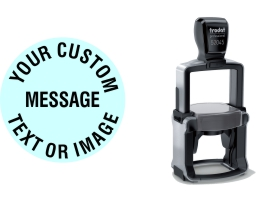 Order Now! Trodat 52045 (previously 5215) Custom Rubber Stamp. Add lines of text, upload artwork, or both. Free Shipping. No Sales Tax - Ever!