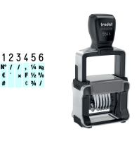 Order the Trodat 5546 Stamp on stamp-connection.com Same day shipping. No sales tax - ever!