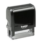 Make your mark with the Trodat Signature Stamp. Order today with same day shipping. No sales tax - ever!
